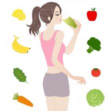 ダイエットする女性17